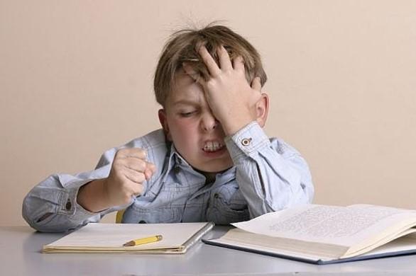 нервные расстройства у ребёнка